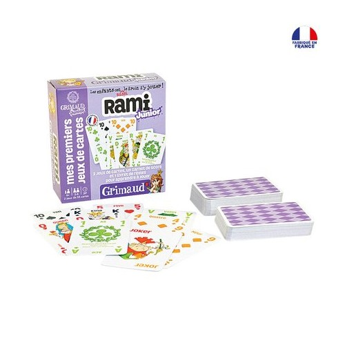 Jeu de Rami Junior