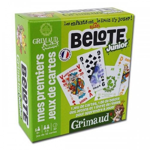 Jeu de Belote Junior