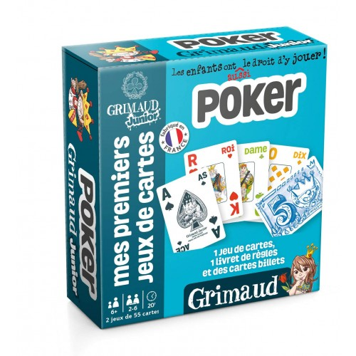 Jeu de Poker Junior