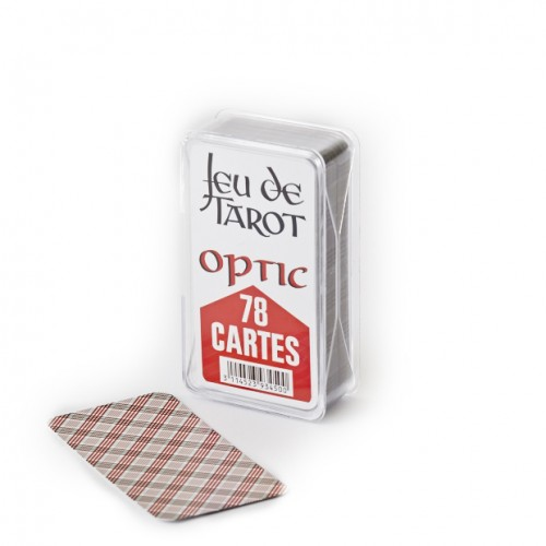 Jeu de Tarot Optic